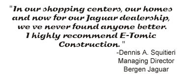 NJ General Construction Contractors Reviews